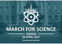Logo/Headerbild des March for Science
