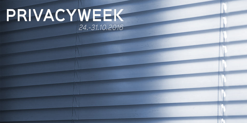 Privacy Week Logo